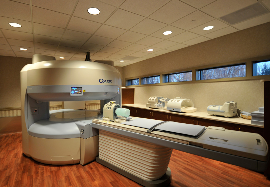 MRI Room | Commercial General Contractors