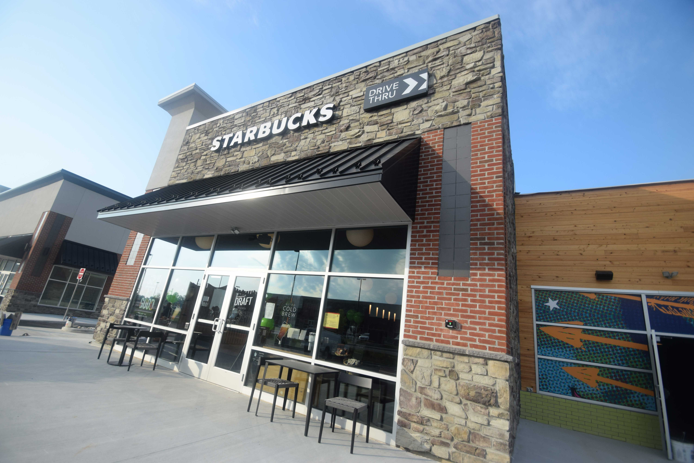 Starbucks-Exterior